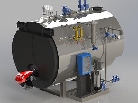 Caldaie Melgari MV3 -höyrykattilat myy Finess Energy Oy
