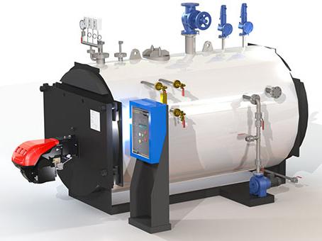 Caldaie Melgari MVB -höyrykattilat myy Finess Energy Oy