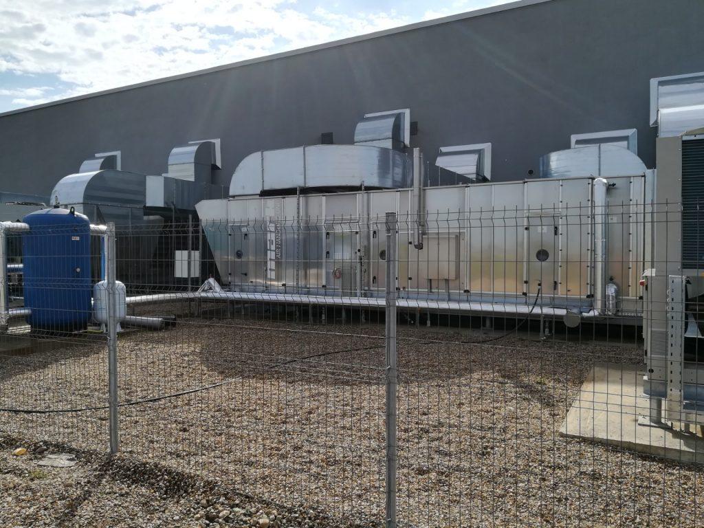 Mark Climate Technology -ilmankäsittelylaitteet